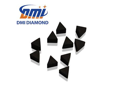 三角型聚晶